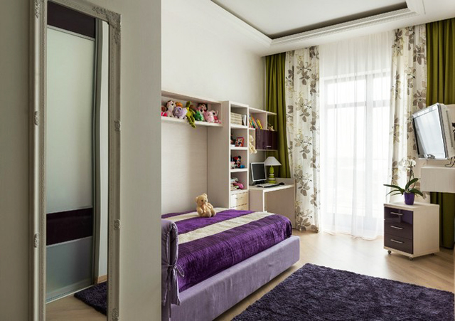 Детска стая за момиче