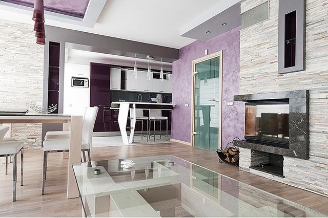 С поздрав от морето: интериор на апартамент в гр. Бургас