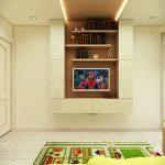 TV-кът в детската стая