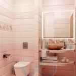 Малката баня в жилището