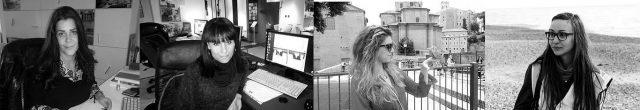 """Екип интериорно студио """"Jessica Design"""" - инж. Даниела Костова, инж. Татяна Златева, Десислава Джикова, Евелина Желязкова"""