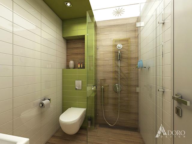Интериор на баня