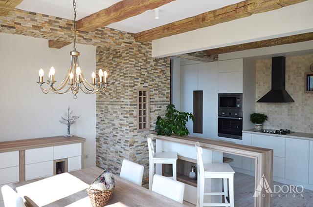 Интериорен проект и реализация на апартамент в гр. Бургас