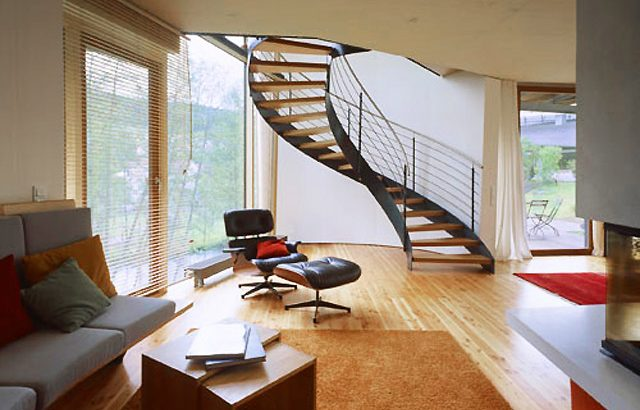 Интериорните стълби