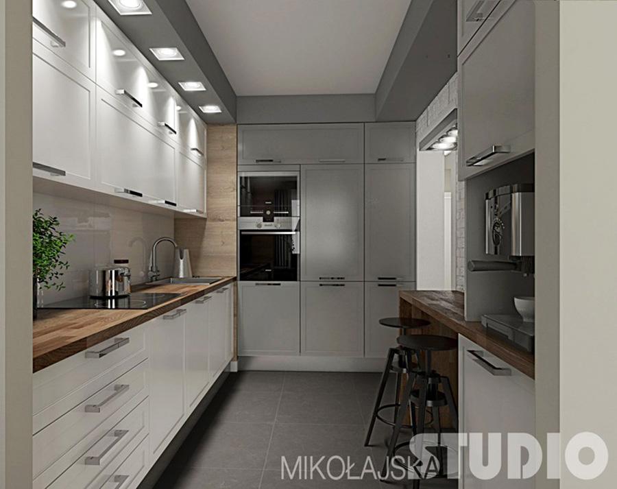 Интериор на апартамен в скандинавски стил