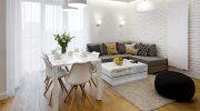 Интериор на апартамент 88 кв.м в гр. Варшава