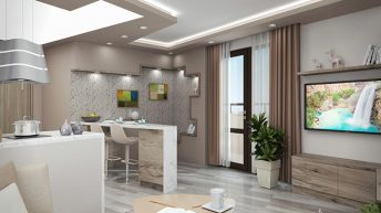 "Проект на апартамент в Балчик – ""Белият град"" на Черно море"
