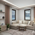 Апартамент в Балчик - интериорен проект