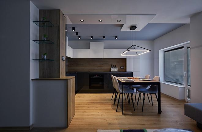 Апартамент 60 кв.м