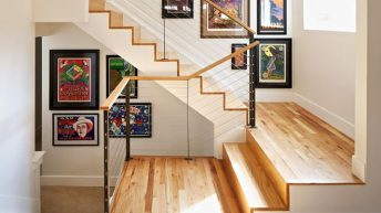 Интериорните стълби – дизайн, функция и естетика