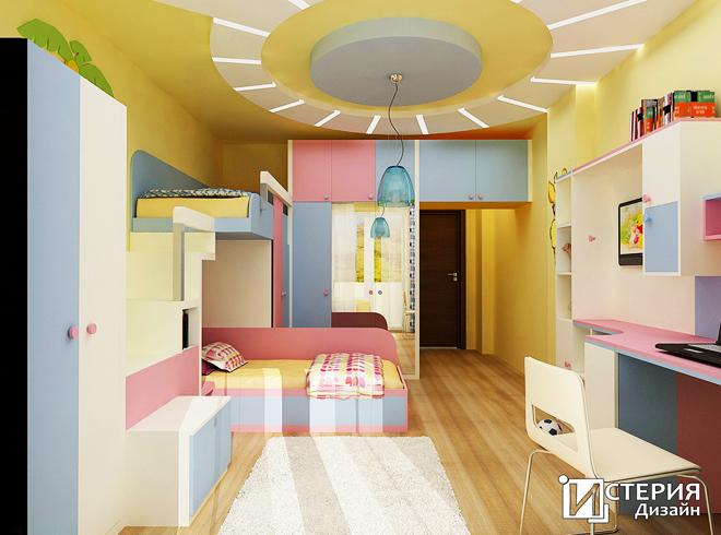 Детска стая – рай за двама