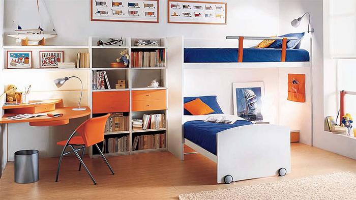 Интериор на детска стая- за децата с любов и внимание