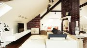 Предимствата на наклонените тавани