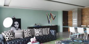 Интериор на апартамент в Бразилия