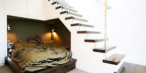 Идеи за онзи тъмен ъгъл под стълбата