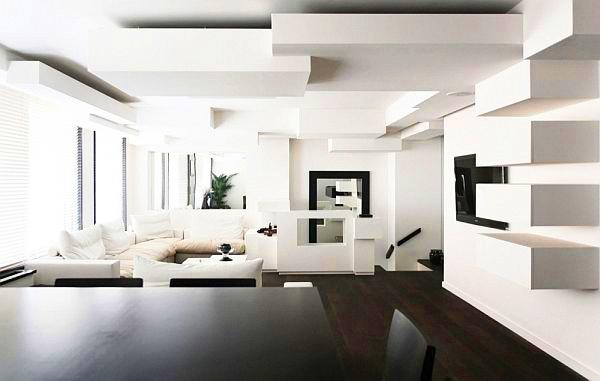 Интериор на апартамент в центъра на Париж