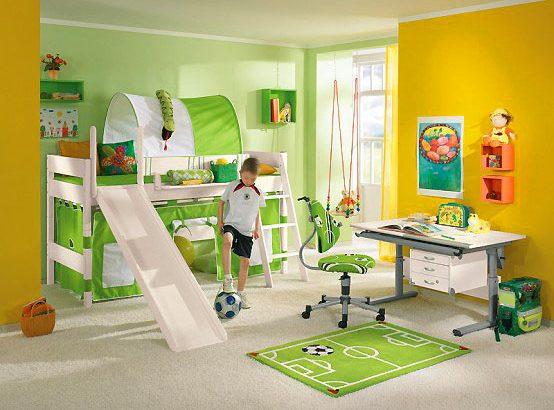 Детски рай на два етажа
