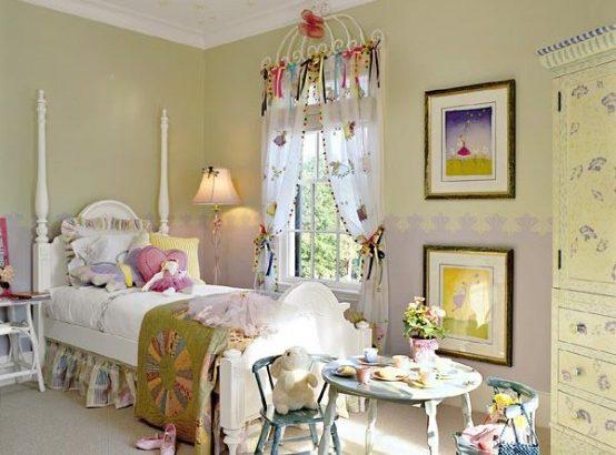 Забавни идеи за стаи на сладки дечица