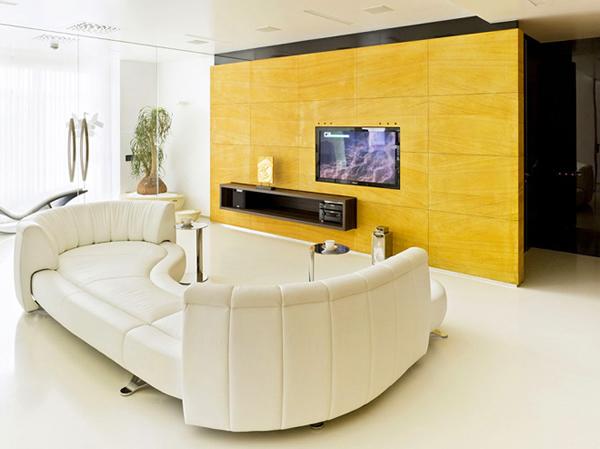 Интериор на апартамент в Москва