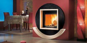 Камината – една красива рамка за огъня