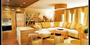 Интериорен проект на апартамент 139 кв.м