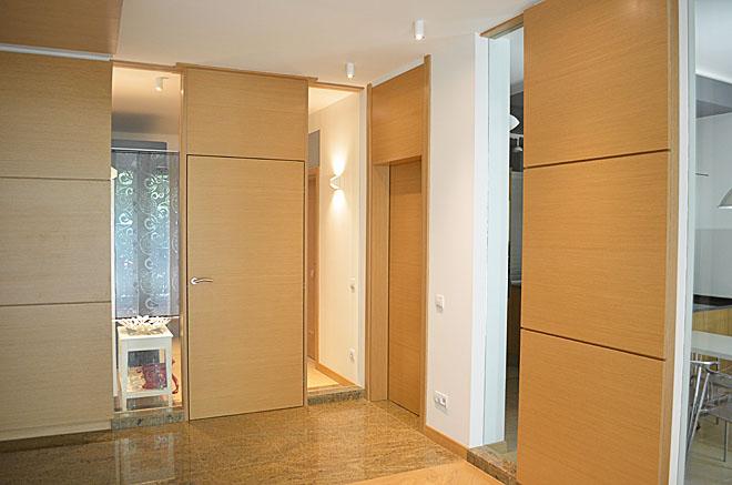 Преустройство на апартамент с площ 97 кв.м