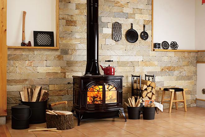 Печка на дърва