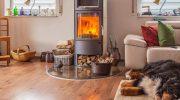 Камина или печка на дърва – изкушение, на което не може да се устои!