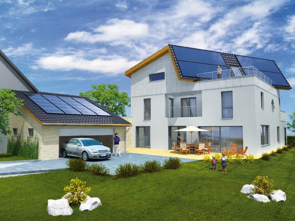 Керамичната къща e4 на Винербергер- комфортна среда на обитаване и ниски енергийни разходи