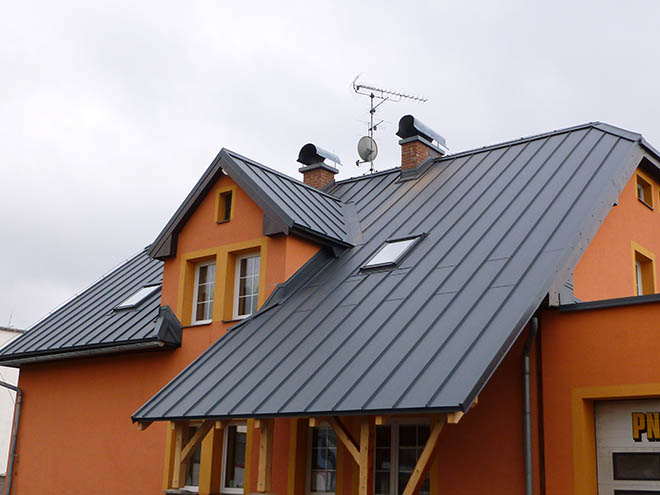 Стоманени покривни системи Ruukki Classic – същност и предимства
