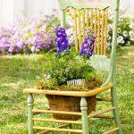 В градината или вкъщи - еднакво ефектно!