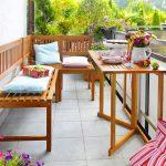 Ще обядваме ли на балкона?