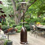 Газовите отоплители за градина осигуряват комфорт и в хладните вечери