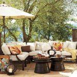 Чадър за сянка - задължителен аксесоар в градината!