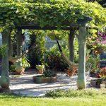 Лятна спалня в градината!