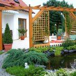 Перголата - още едно украшение за градината