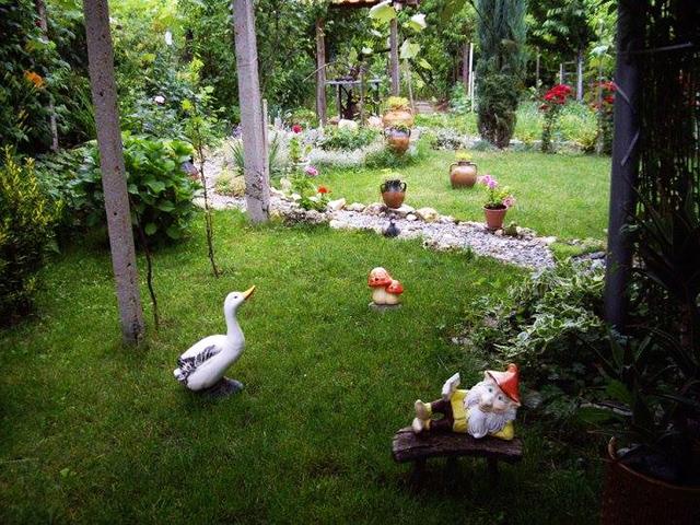 Любимата градинка на Красимира Йорданова