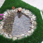 Декорация в двора на Диана Кръстева от Ямбол-3