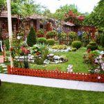 Градината на Нели Рангелова - с. Рупките - 2