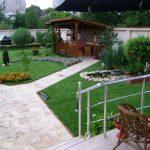 Градината на Валери Милев - сн. Диана Йорданова