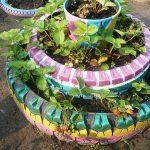 Мини-градинка с ягоди
