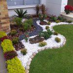 Идеи за ефектна декорация с камък в градината