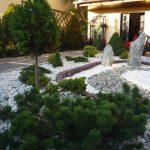 Идеи за дворове и градини в модерен стил