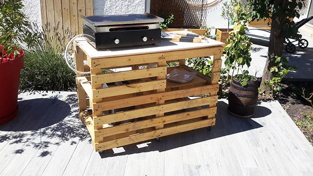 Градински шкаф