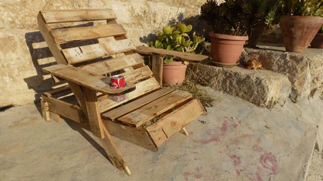 Градинско кресло