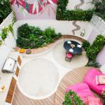 Малък вътрешен двор