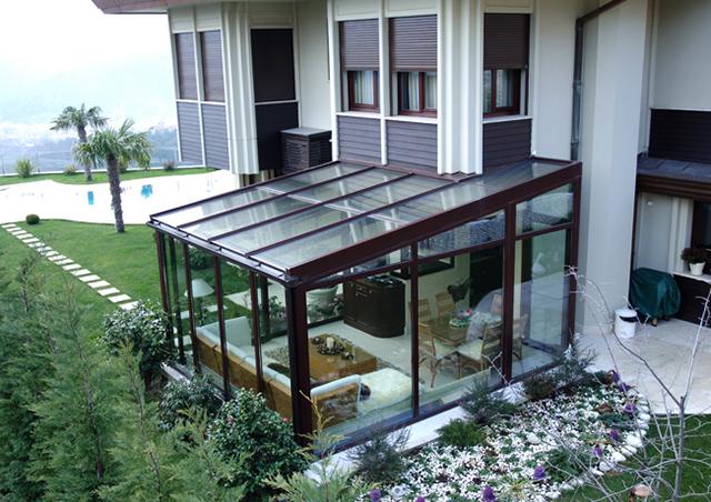 Да разширим къщата със… зимна градина!
