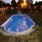 Водна проба на басейна