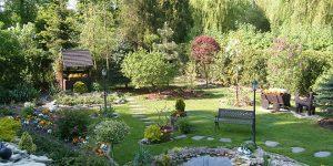Градината – зелената визитка на всяка къща