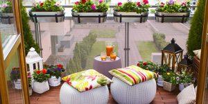 Градинка на балкона – радост не само за очите!
